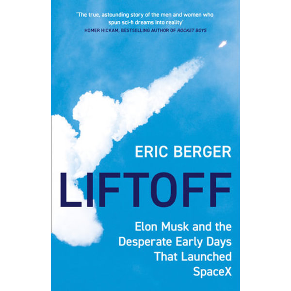 Liftoff - Eric Berger   Karta-nauczyciela.org