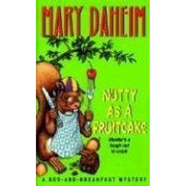 Nutty As a Fruitcake - Mary Daheim   Karta-nauczyciela.org