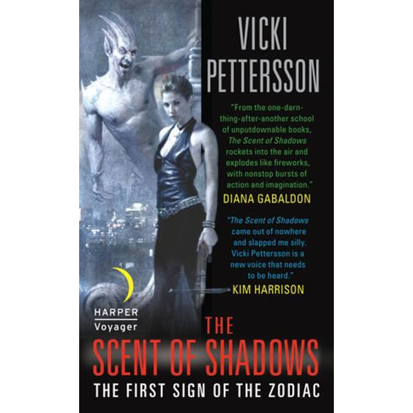 The Scent of Shadows - Vicki Pettersson | Karta-nauczyciela.org