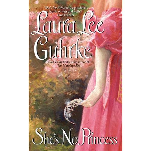 She's No Princess - Laura Lee Guhrke   Karta-nauczyciela.org