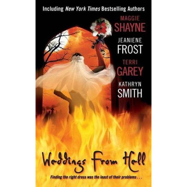Weddings From Hell - Maggie Shayne, Jeaniene Frost, Terri Garey, Kathryn Smith   Karta-nauczyciela.org