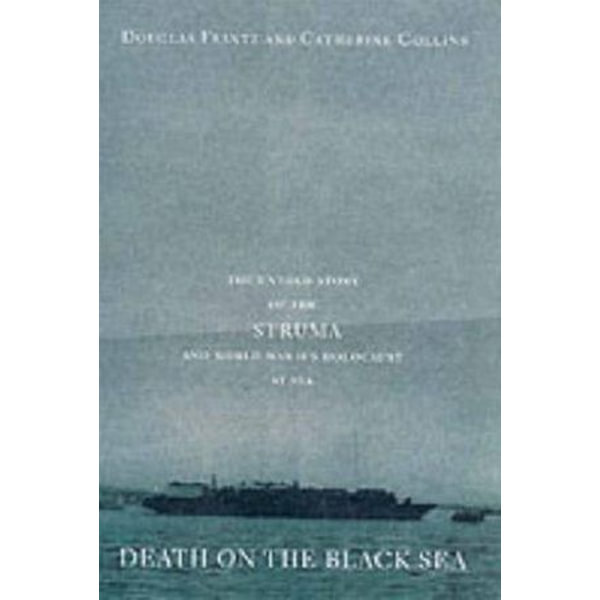 Death on the Black Sea - Douglas Frantz, Catherine Collins   Karta-nauczyciela.org