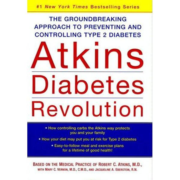 Atkins Diabetes Revolution - Robert C. Atkins M.D. | Karta-nauczyciela.org