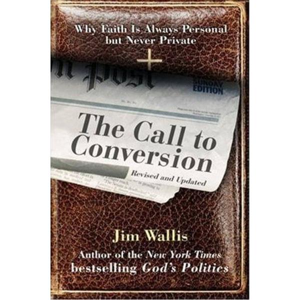 The Call to Conversion - Jim Wallis   Karta-nauczyciela.org