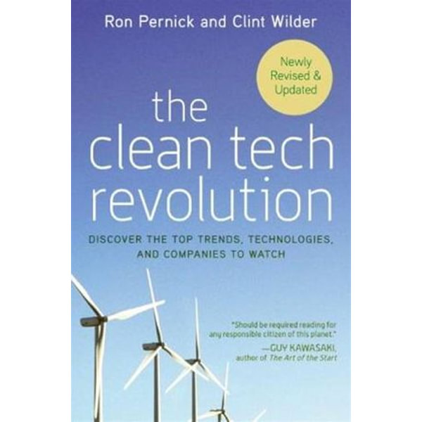 The Clean Tech Revolution - Ron Pernick, Clint Wilder | Karta-nauczyciela.org