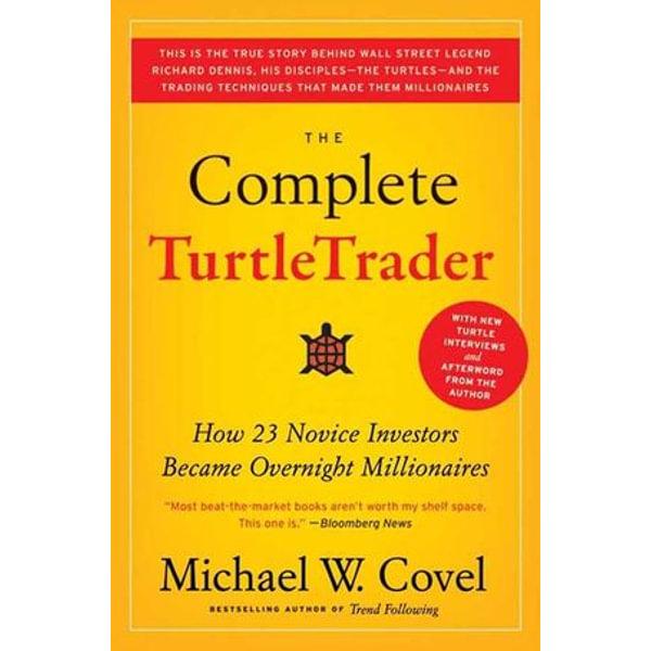 The Complete TurtleTrader - Michael W Covel | Karta-nauczyciela.org