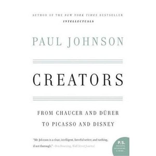 Creators - Paul Johnson | Karta-nauczyciela.org