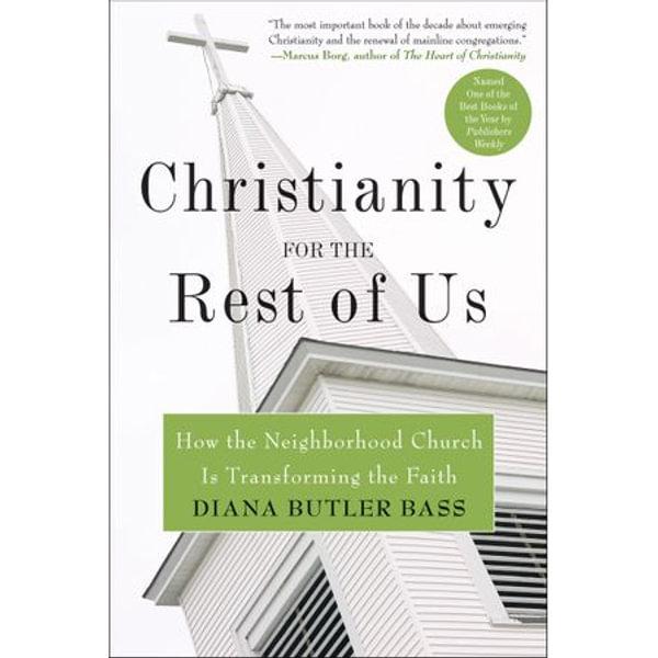 Christianity for the Rest of Us - Diana Butler Bass   Karta-nauczyciela.org