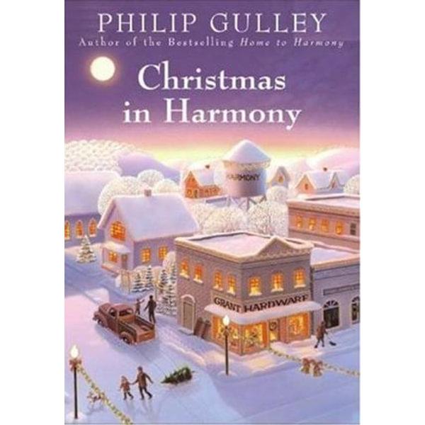 Christmas in Harmony - Philip Gulley | Karta-nauczyciela.org