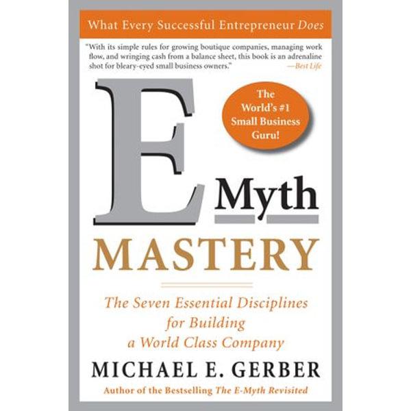 E-Myth Mastery - Michael E. Gerber | Karta-nauczyciela.org