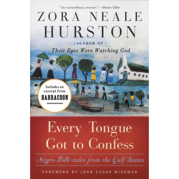 Every Tongue Got to Confess - Zora Neale Hurston | Karta-nauczyciela.org