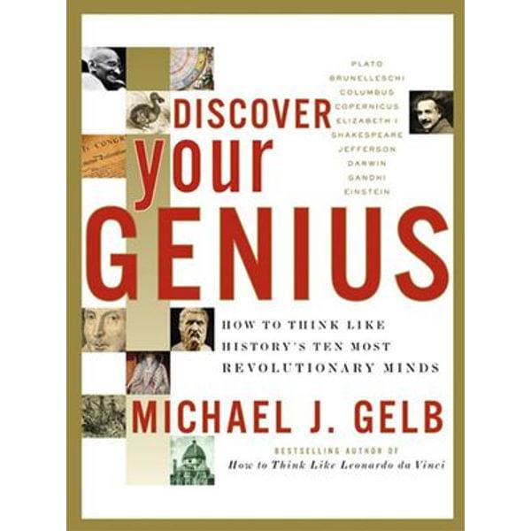 Discover Your Genius - Michael J Gelb   Karta-nauczyciela.org
