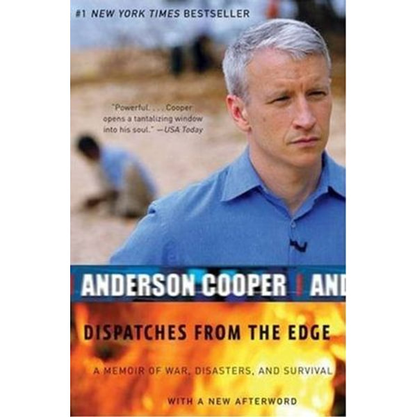 Dispatches from the Edge - Anderson Cooper | Karta-nauczyciela.org