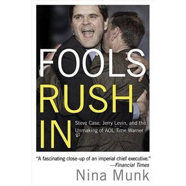 Fools Rush In - Nina Munk   Karta-nauczyciela.org