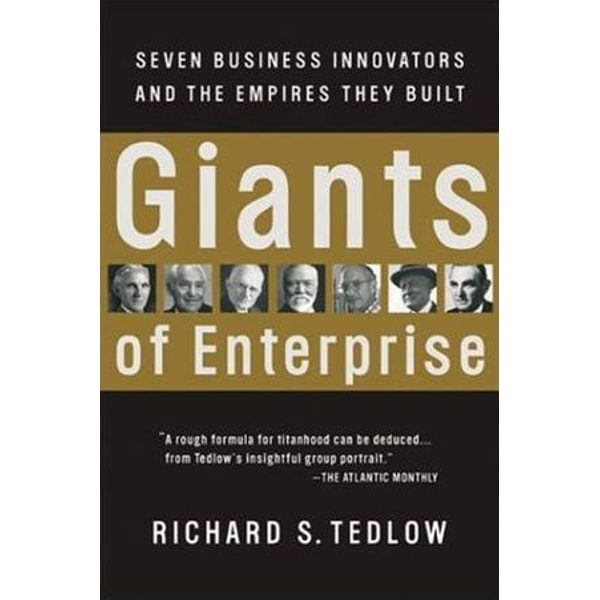 Giants of Enterprise - Richard S. Tedlow   Karta-nauczyciela.org