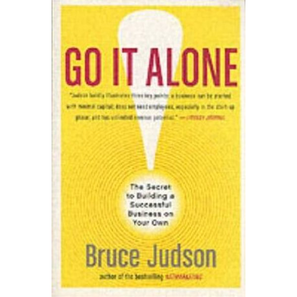 Go It Alone! - Bruce Judson | Karta-nauczyciela.org