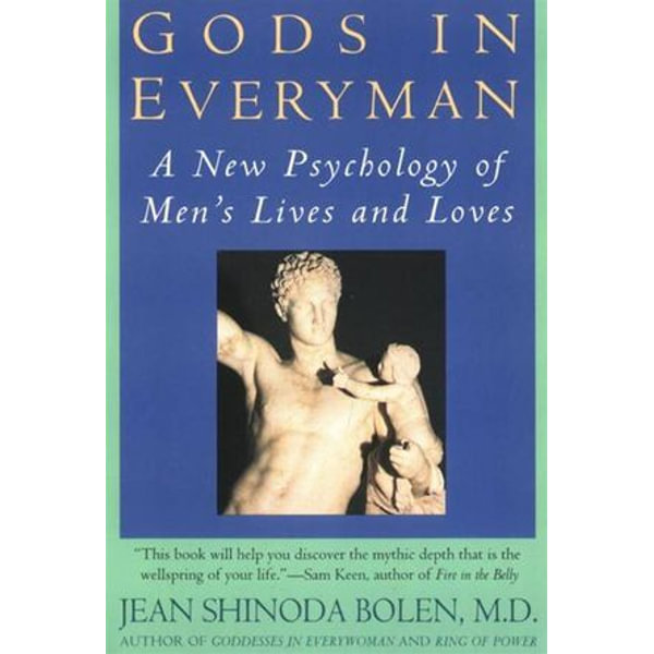 Gods in Everyman - Jean Shinoda Bolen M.D. | 2020-eala-conference.org