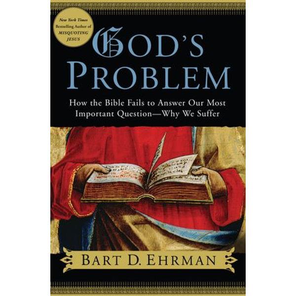 God's Problem - Bart D. Ehrman | Karta-nauczyciela.org