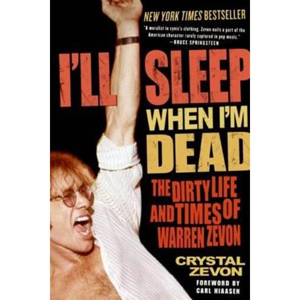 I'll Sleep When I'm Dead - Crystal Zevon   Karta-nauczyciela.org