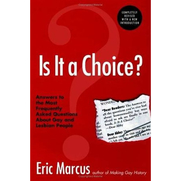 Is It a Choice? 3rd ed. - Eric Marcus   Karta-nauczyciela.org