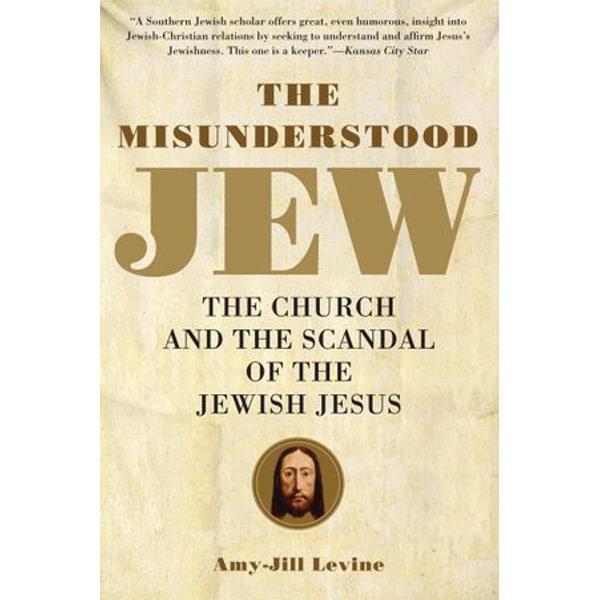The Misunderstood Jew - Amy-Jill Levine | Karta-nauczyciela.org
