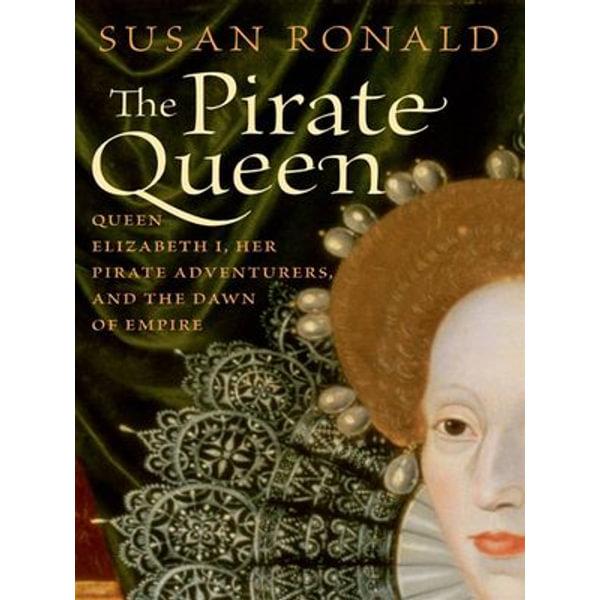 The Pirate Queen - Susan Ronald | Karta-nauczyciela.org