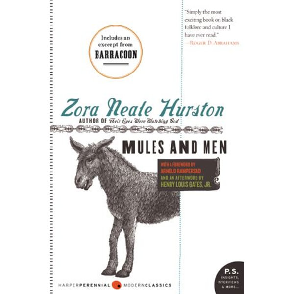 Mules and Men - Zora Neale Hurston | Karta-nauczyciela.org