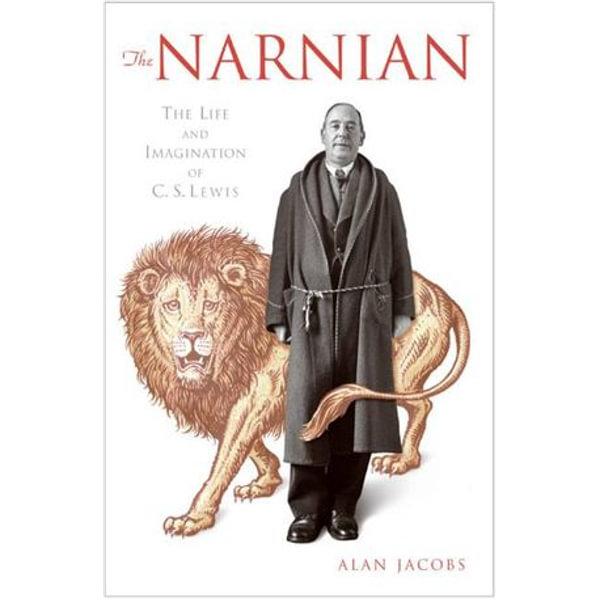 The Narnian - Alan Jacobs   Karta-nauczyciela.org