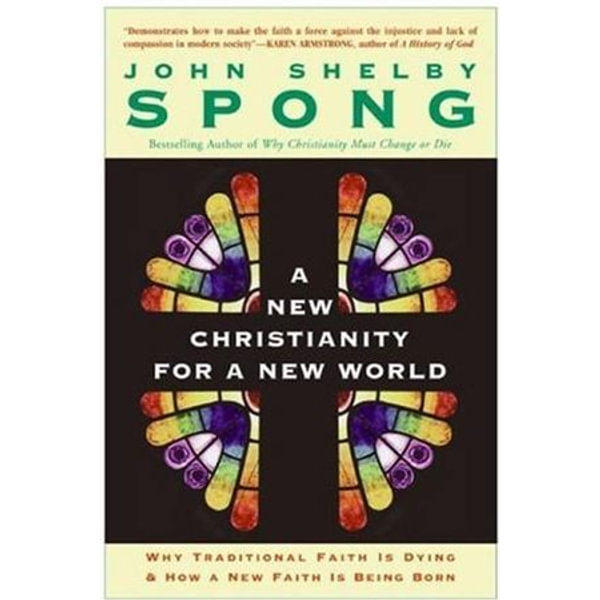 A New Christianity for a New World - John Shelby Spong | Karta-nauczyciela.org
