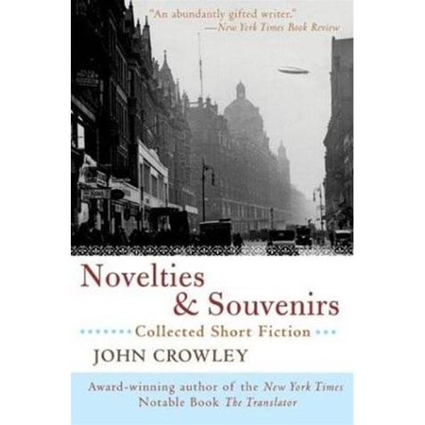 Novelties & Souvenirs - John Crowley | Karta-nauczyciela.org