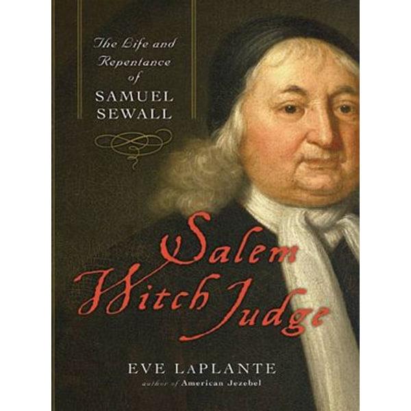 Salem Witch Judge - Eve LaPlante | Karta-nauczyciela.org
