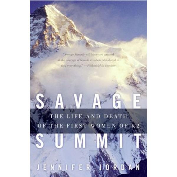 Savage Summit - Jennifer Jordan | Karta-nauczyciela.org