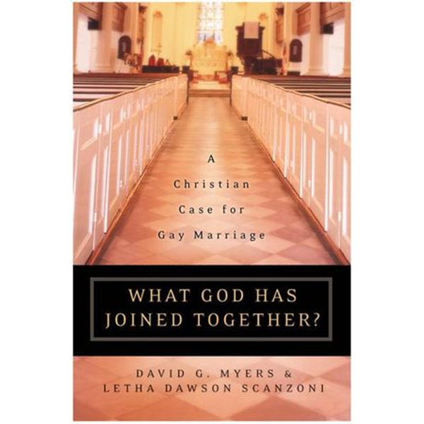 What God Has Joined Together - David G. Myers PhD, Letha Dawson Scanzoni   Karta-nauczyciela.org