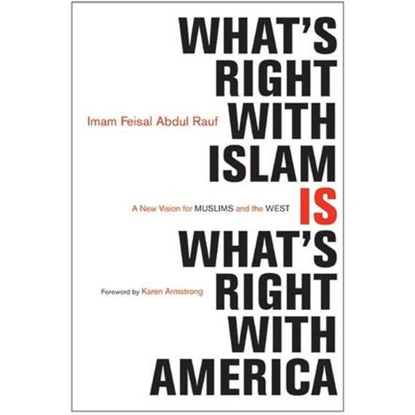 What's Right with Islam - Feisal Abdul Rauf | Karta-nauczyciela.org