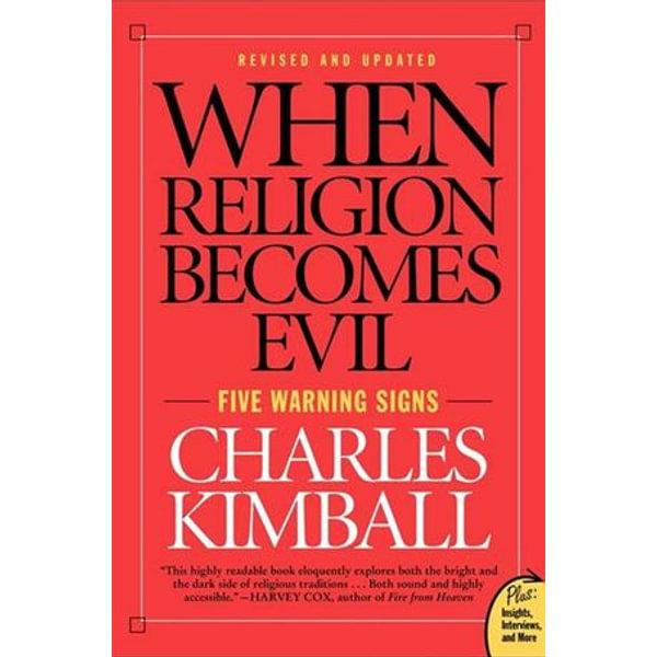 When Religion Becomes Evil - Charles Kimball | Karta-nauczyciela.org