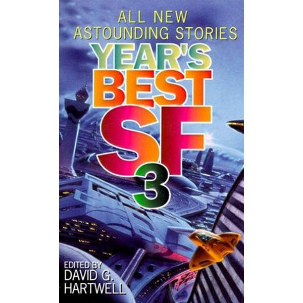 Year's Best SF 3 - David G. Hartwell | Karta-nauczyciela.org