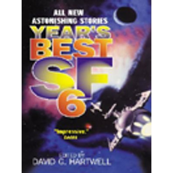 Year's Best SF 6 - David G. Hartwell   Karta-nauczyciela.org