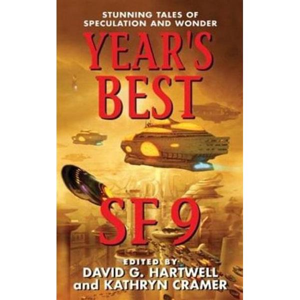 Year's Best SF 9 - Kathryn Cramer, David G. Hartwell   Karta-nauczyciela.org