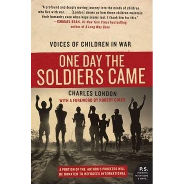 One Day the Soldiers Came - Charles London | Karta-nauczyciela.org