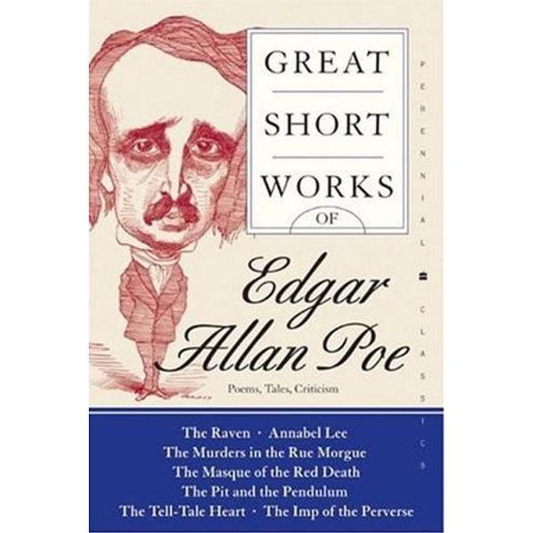 Great Short Works of Edgar Allan Poe - Edgar Allan Poe | Karta-nauczyciela.org