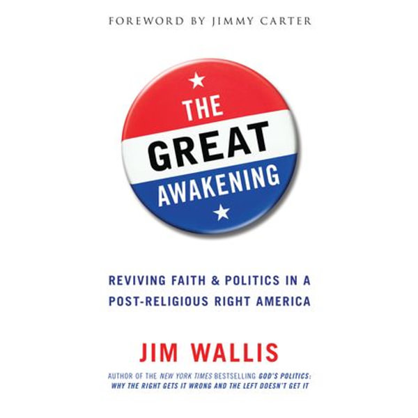 The Great Awakening - Jim Wallis   Karta-nauczyciela.org