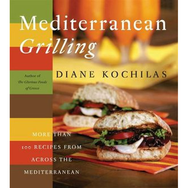 Mediterranean Grilling - Diane Kochilas   Karta-nauczyciela.org