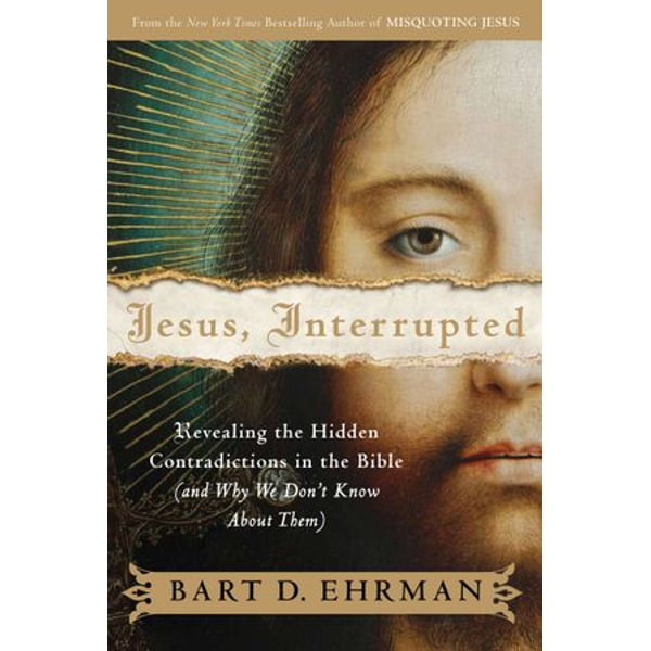 Jesus, Interrupted - Bart D. Ehrman | Karta-nauczyciela.org