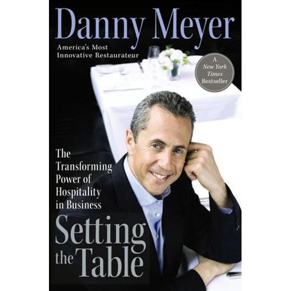 Setting the Table - Danny Meyer   Karta-nauczyciela.org