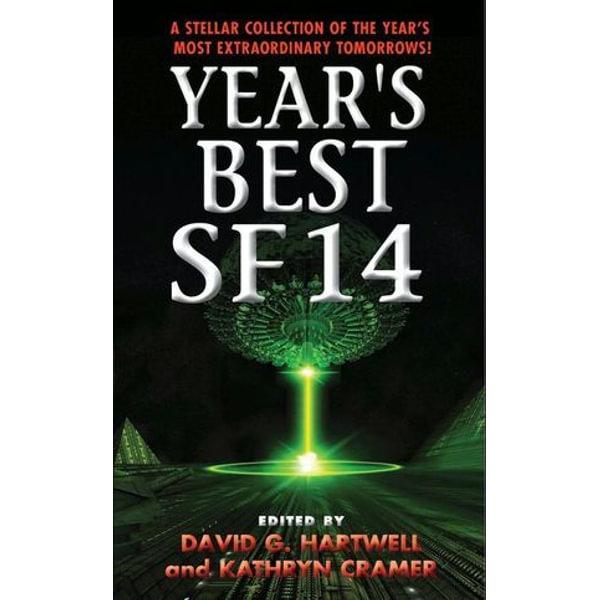 Year's Best SF 14 - Kathryn Cramer, David G. Hartwell   Karta-nauczyciela.org