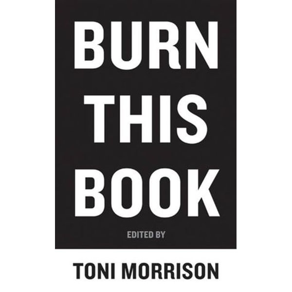 Burn This Book - Toni Morrison | Karta-nauczyciela.org