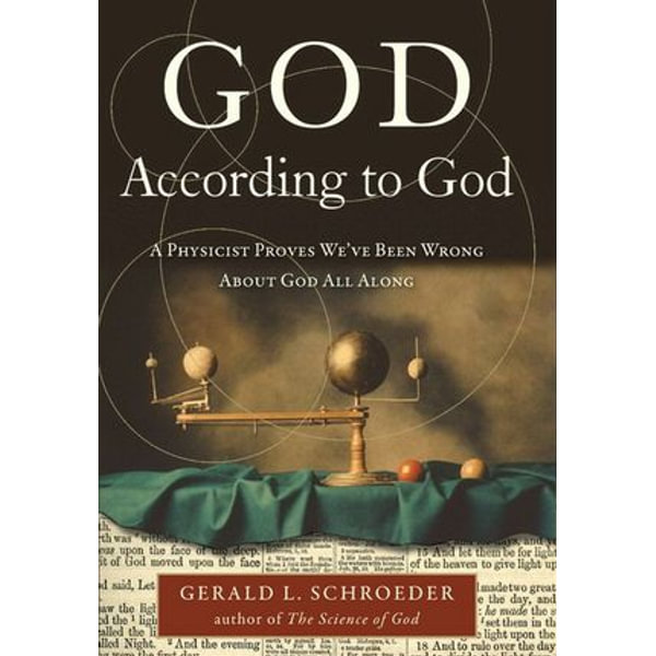 God According to God - Gerald Schroeder | Karta-nauczyciela.org