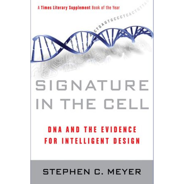 Signature in the Cell - Stephen C. Meyer | Karta-nauczyciela.org