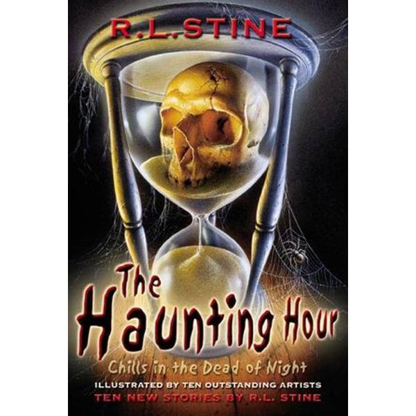 The Haunting Hour - R.L. Stine, Various (Illustrator) | Karta-nauczyciela.org
