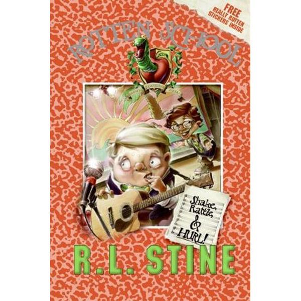 Rotten School #5 - R.L. Stine, Trip Park (Illustrator) | Karta-nauczyciela.org